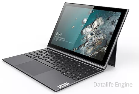 Lenovo announced new Windows tablets with removable keyboard