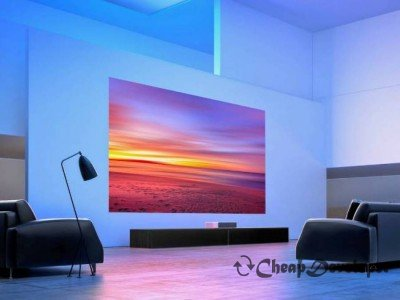 Mijia Laser Projector 1S 4K: Xiaomi released a 4K laser projector with increased brightness