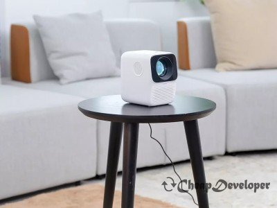 Wanbo T2 Free Projector: Xiaomi announced a compact Full HD projector for $85
