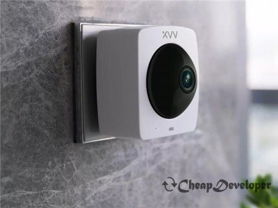 XVV Smart Panoramic Camera: Xiaomi introduced a surveillance camera for $24