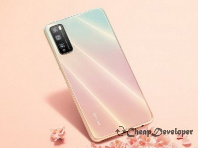 Official images of HONOR 30 Lite leaked to the network on the eve of the announcement