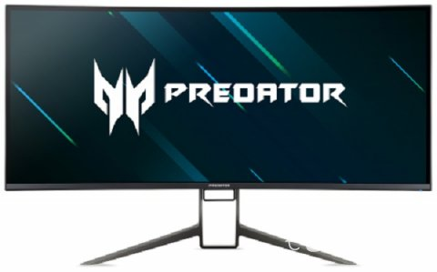 Acer Predator X38P with a large diagonal and a refresh rate of up to 175 Hz