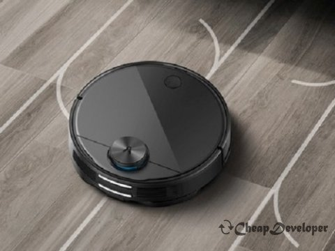 Viomi V3: home cleaner with laser navigation