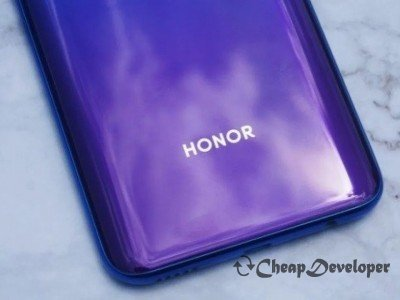 Specifications of the flagship HONOR V40 leaked to the network before the announcement