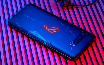 Gaming ASUS ROG Phone 3: Snapdragon 865+, 655K points in AnTuTu and 6000 mAh battery