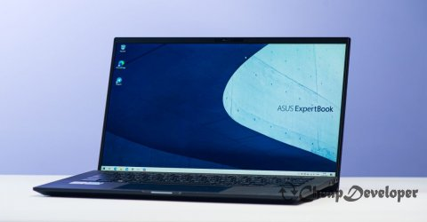 ASUS ExpertBook B9450 review: uncompromising business notebook