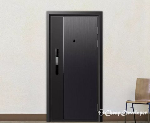 Xiaobai Wisdom Gate H1: Xiaomi has announced a smart steel door with a display and camera