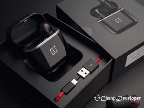 OnePlus showed its first TWS headphones and declassified its chips