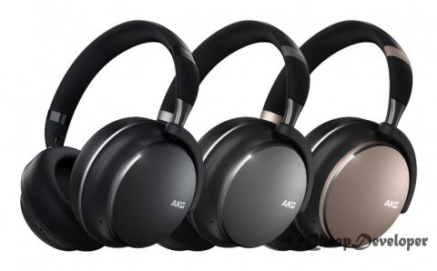 Samsung introduced the AKG Y400 and Y600 NC headphones with noise reduction and high autonomy