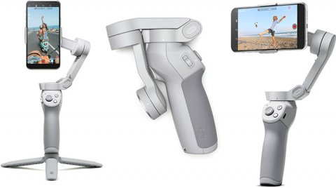 DJI Osmo Mobile 4 Manual Gimbal Declassified by Reputable Insider