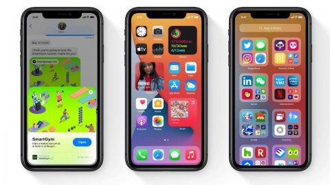 Apple iOS 14 users complained about problems with third-party apps