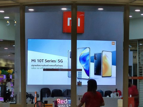 Xiaomi Mi 10T was spotted in the company's store