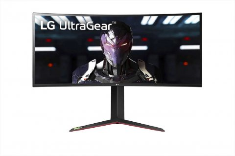 LG 34GP83-A: 34-inch curved HDR monitor for gamers