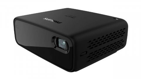 "Philips has updated the PicoPix series of ""pocket"" projectors"