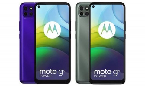 Moto G9 Power received a capacious battery, a 64 MP camera, NFC and a price of €200