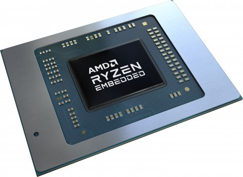 AMD unveils new 7nm Ryzen V2000 processors