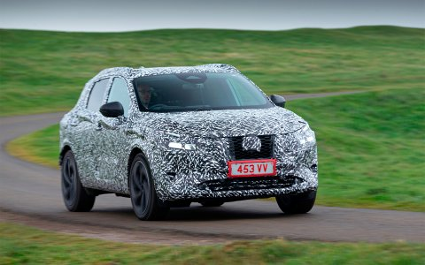 Nissan spoke about the new generation Qashqai crossover