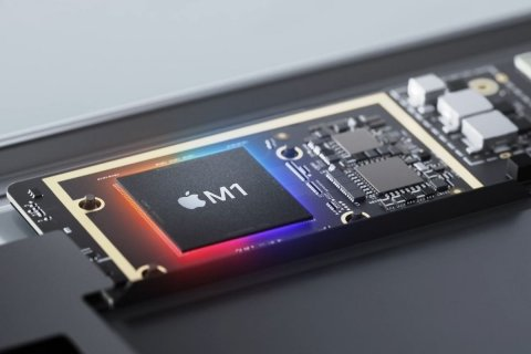 Integrated Apple M1 graphics beat NVIDIA and AMD desktop graphics