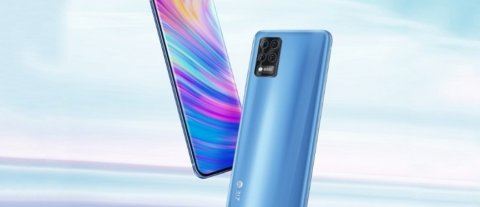 Introduced ZTE Blade 20 Pro 5G with Snapdragon processor and large battery