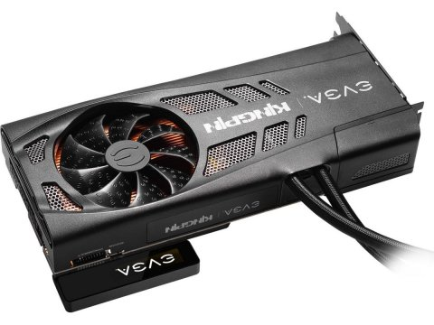 EVGA released an extreme version of the GeForce RTX 3090 with hybrid cooling