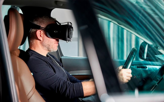 Volvo creates mixed reality simulator for testing cars