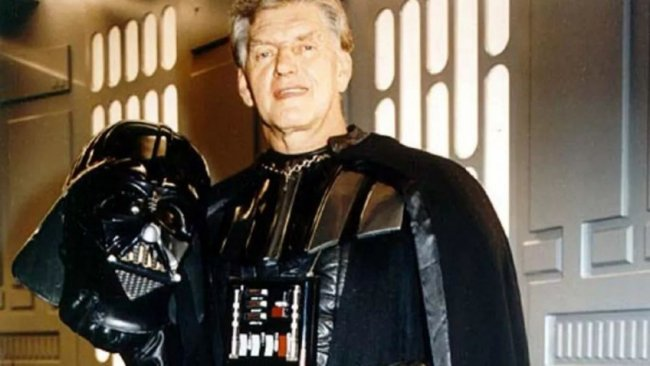 David Prowse - Darth Vader from the classic Star Wars trilogy has died