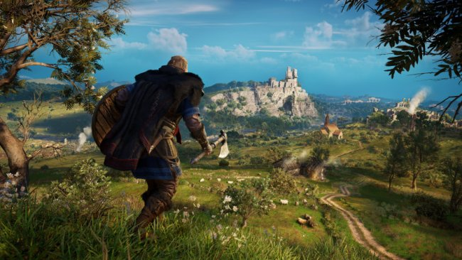 After the first patch of Assassin's Creed Valhalla began to work worse on PS5