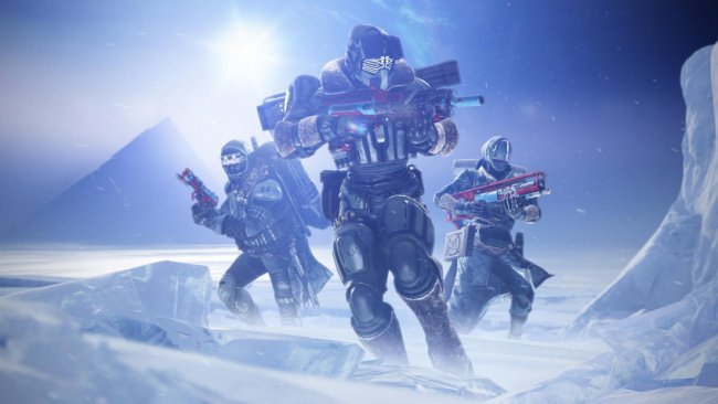 Bungie has been developing new games for three years