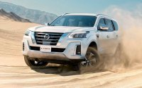 Nissan unveiled the all-new Nissan X-Terra 2021