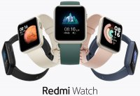 Redmi Watch: water protection, NFC and up to 12 days of battery life for $45