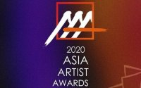 Winners of the Asia Artist Awards 2020