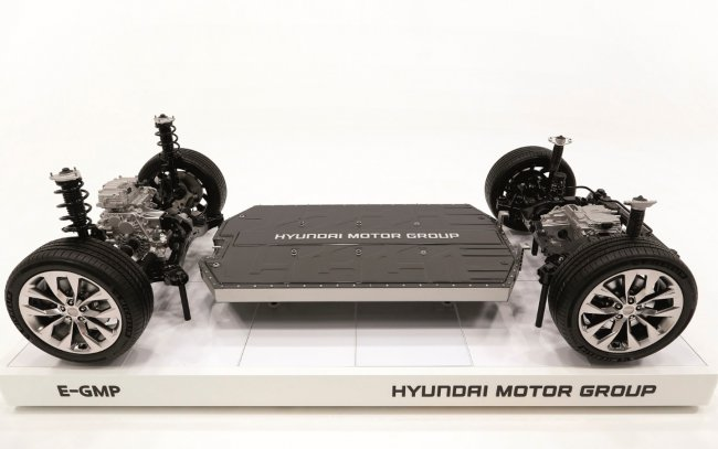Hyundai revealed details about the platform for new electric cars