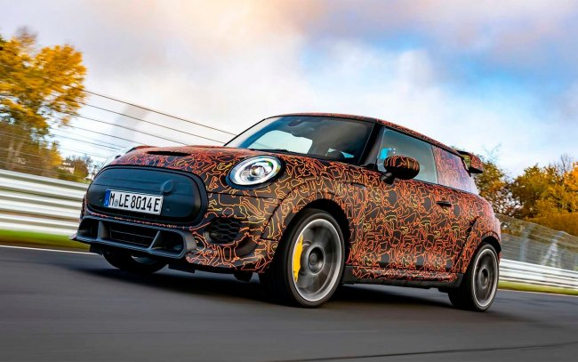 MINI to release quietest sports hatchback