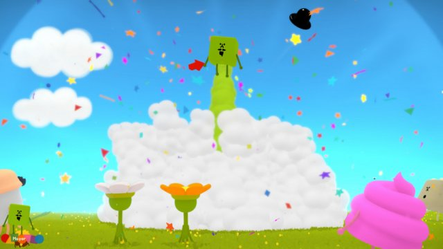Katamari's Wattam Adventure Coming To Steam on December 18th
