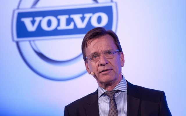 The head of Volvo proposed to ban cars on the internal combustion engine