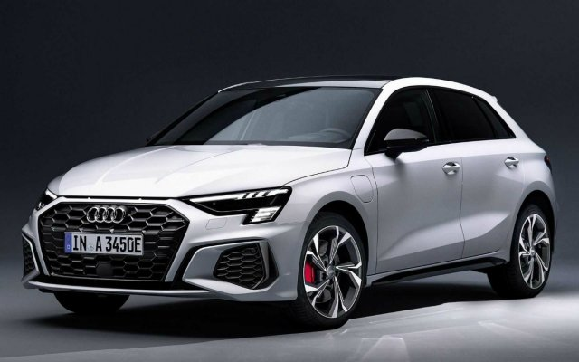 New Audi A3 received a 245-horsepower hybrid version