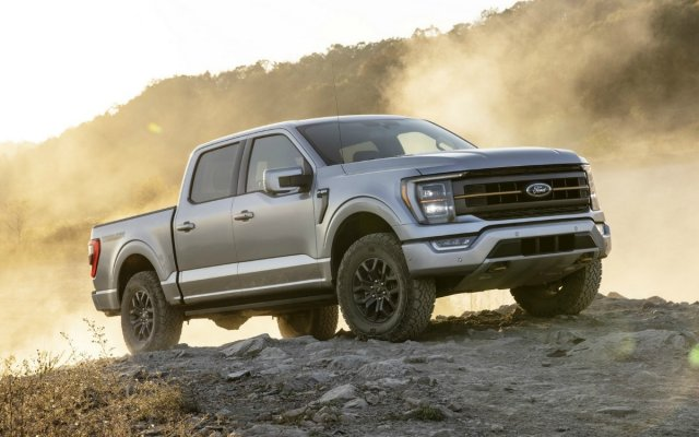 Ford F-150 pickup gets an off-road version