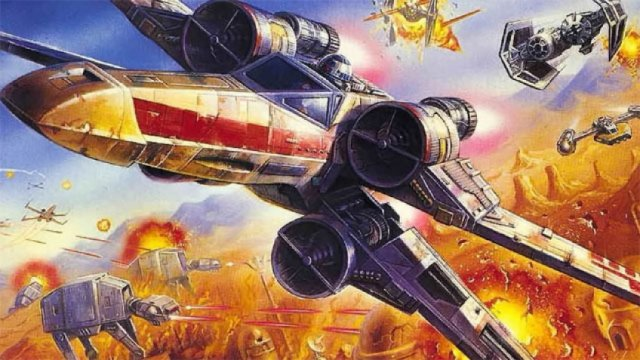 New Star Wars: Rogue Squadron Movie Will Not Be Directly Adapted Games