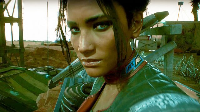 Cyberpunk 2077 releases first update - for PlayStation and PC so far